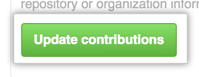 Update contributions button