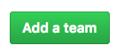 Add a team button on a team page