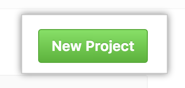 New Project button