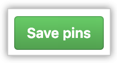 Save pins button