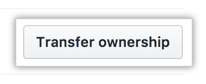Button to transfer ownership